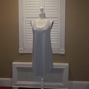 Leith grayish blue tank dress Medium